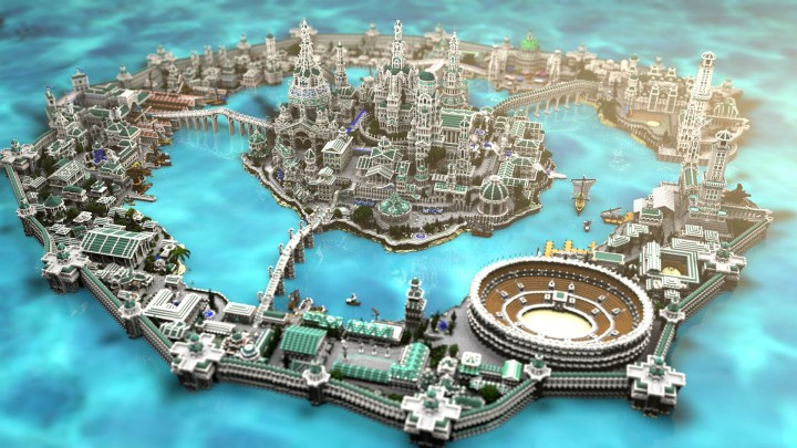 city maps for minecraft pe with 6495 on 6495 moreover Top 10 Minecraft Mega Builds furthermore 59547 Cities Under Rome 3 further Modern City Building 3023482 additionally Castle Adventure Map.