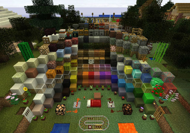 how to download resource packs for minecraft from curse