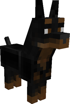 Minecraft Different Breeds Of Dogs