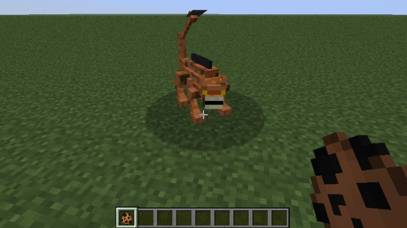 Minecraft Mo Creature   Summon Cat