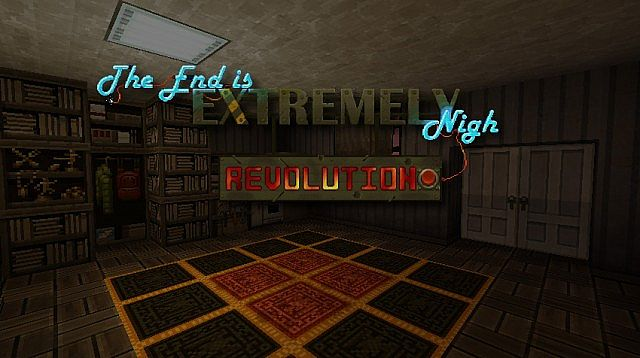 The end is extremely nigh resource pack