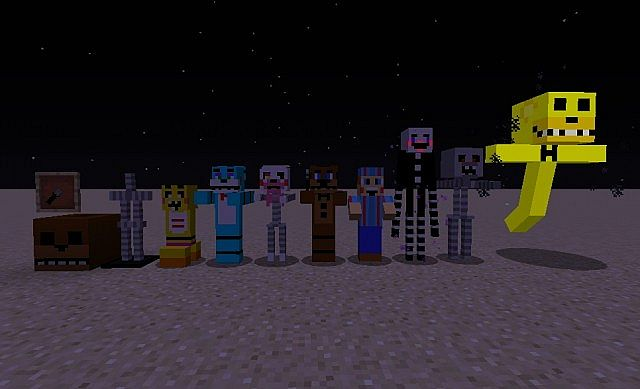 At freddy s 2 resource pack 1 8 9 1 8 1 7 10 file minecraft com