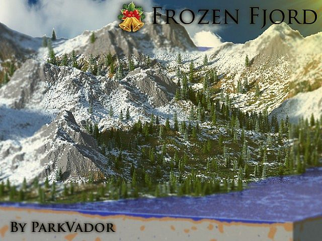 Frozen fjord map 1 8 9 1 8 file minecraft com
