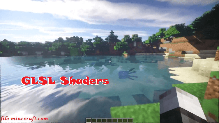 GLSL Shaders Mod 1 13 2/1 12 2/1 8/1 7 10 - Shaders to Minecraft