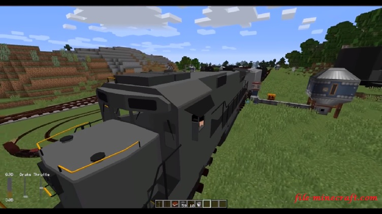 Immersive Railroading Mod Screenshots 6 Jpg