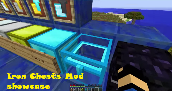 Iron chests mod 1. 12. 2/1. 11. 2/1. 10. 2 file-minecraft. Com.