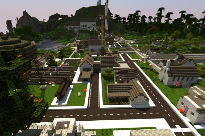 Letters From A Dead Earth Map For Minecraft FileMinecraftcom - Maps fur minecraft 1 8 9
