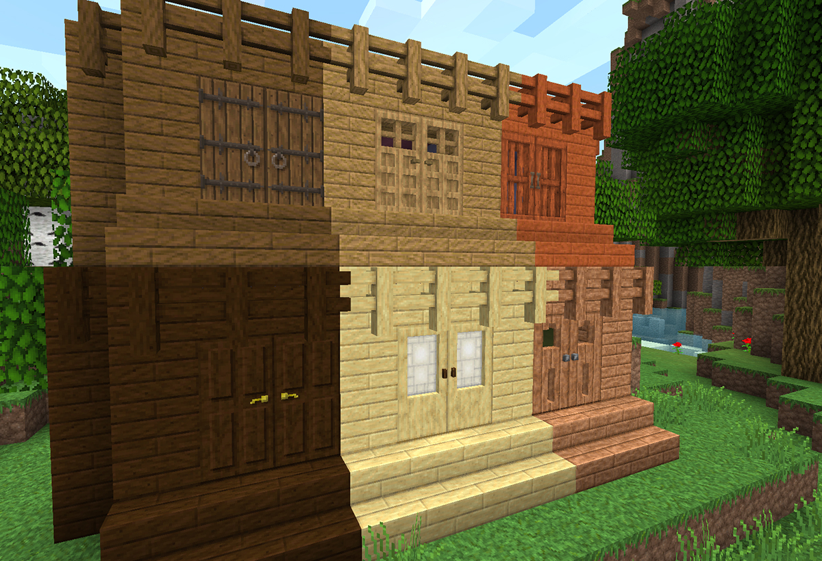 fence gate minecraft. How To Make A Wooden Door In Minecraft Images Album - Losro.com Fence Gate