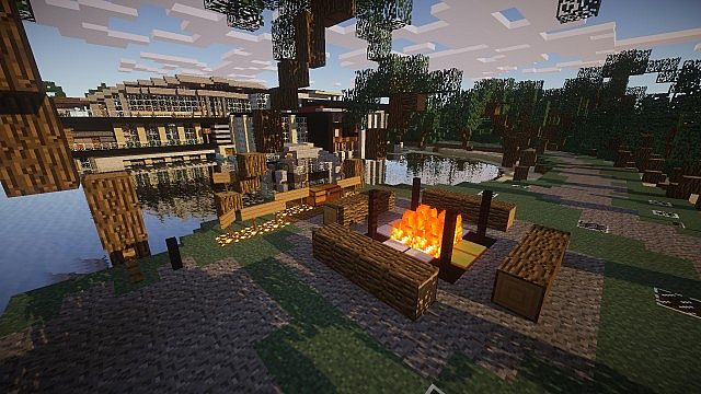 Luxurious Modern House 2 Map for Minecraft FileMinecraftcom