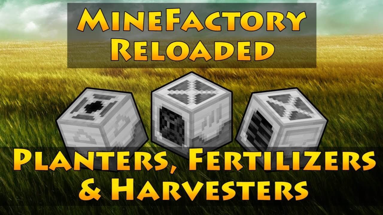 Minefactory Reloaded Mod Features 11 Jpg