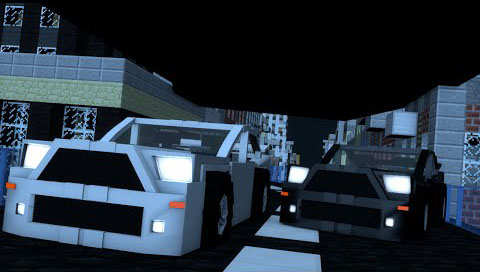 Minecraft Able To Drives Cars Mod