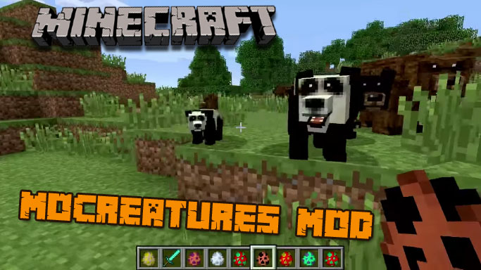 MoCreatures-Mod-pet