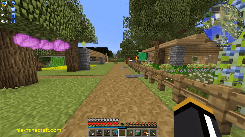 More Bees Mod for Minecraft 1 12 2/1 11 2 - File-Minecraft com