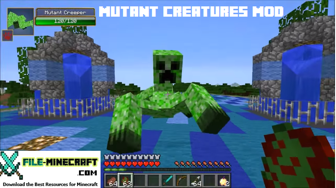 Mutant-Creatures-Mod-showcase-mutant-creeper.png