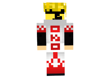 Minecraft Naruto Legal Zim Skin FileMinecraftcom - Skins para minecraft pe de naruto