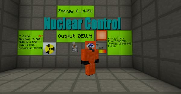 How To Use Nuclear Reactor Industrial Craft