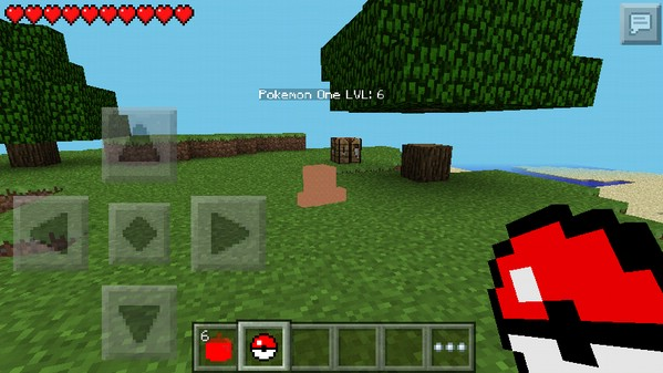 ... Pixelmon MOD MCPE 0.15.0 screenshot 2 ...