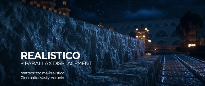 Realistico (Bump Mapping) Resource Pack 1.10.2/1.9.4/1.8.9 ...