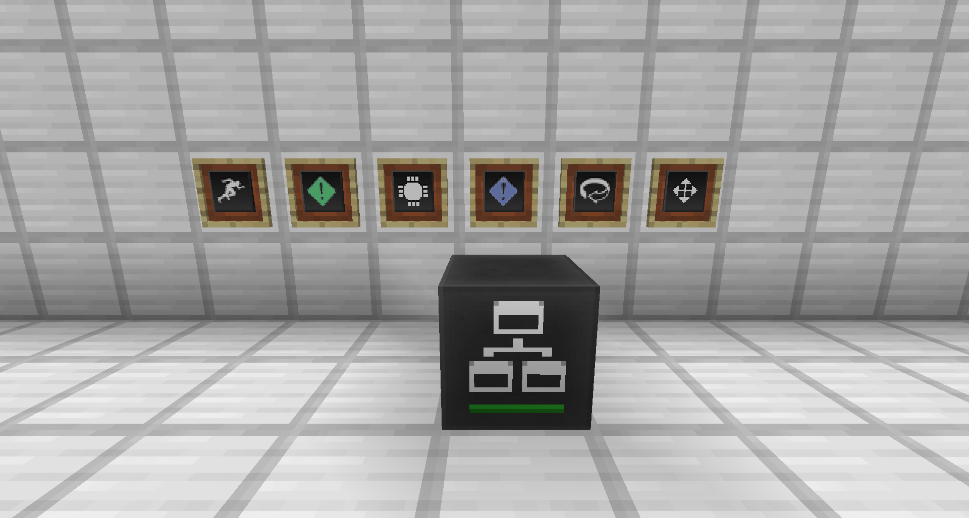Router-Reborn-Mod-1.png Barrel Minecraft