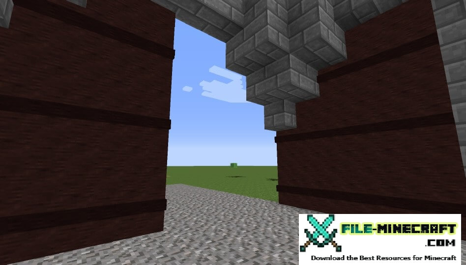 Tall Doors Mod File Minecraft Com