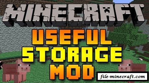 Useful Storage Mod Adds Three