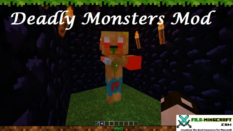 Deadly Monsters Mod 1.11.2