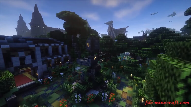 Early Rustic Reborn Resource Pack 1 12 2/1 11 2 - File-Minecraft com