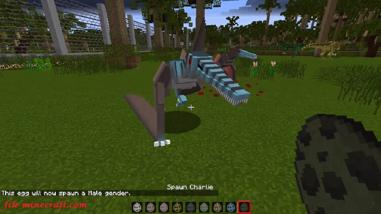fossil and archeology mod 1.7.10