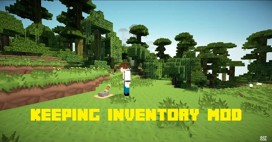 Keeping Inventory Mod 1 12 1/1 11 2/1 10 2 - File-Minecraft com