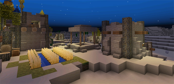 Pixel Reality Texture Pack for MCPE - File-Minecraft com